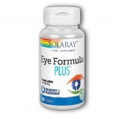 Solaray Eye Formula Plus Tabs 60