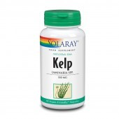 Solaray Kelp 550mg Capsules 60