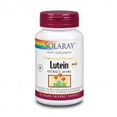 Solaray Lutein Advanced 24mg Capsules 30