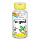 Solaray Organically Grown Fenugreek Seed Vcaps 100