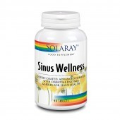 Solaray Sinus Wellness Tablets 90