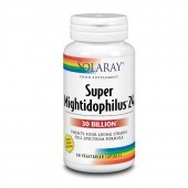 Solaray Super Mightidophilus 24 30bn Capsules 60