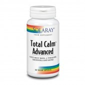 Solaray Total Calm Advanced Capsules 60