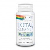 Solaray Total Cleanse Uric Acid Capsules 60
