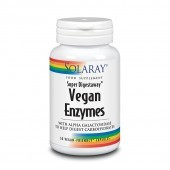 Solaray Vegan Enzymes Capsules 30