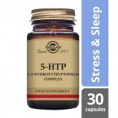Solgar 5-HTP (5-Hydroxytryptophan) Vegicaps 30