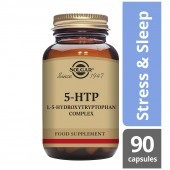 Solgar 5-HTP (5-Hydroxytryptophan) Vegicaps 90