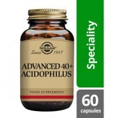 Solgar Advanced 40+ Acidophilus Vegicaps 60
