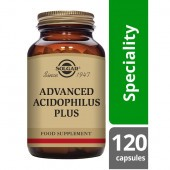 Solgar Advanced Acidophilus Plus Vegicaps 120