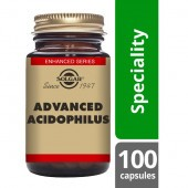 Solgar Advanced Acidophilus Vegicaps 100