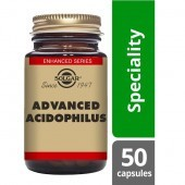 Solgar Advanced Acidophilus Vegicaps 50