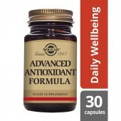Solgar Advanced Antioxidant Formula Vegicaps 30