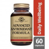 Solgar Advanced Antioxidant Formula Vegicaps 60