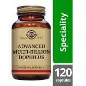 Solgar Advanced Multi-Billion Dophilus Vegicaps 120
