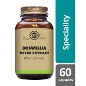 Solgar Boswellia Resin Extract Vegicaps 60