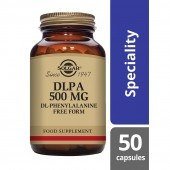Solgar DLPA 500mg Vegicaps 50