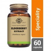 Solgar Elderberry Extract Vegicaps 60