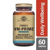Solgar Formula VM-Prime for Adults 50+ Tablets 60