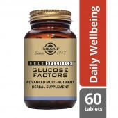 Solgar Gold Specifics Glucose Factors tablets 60