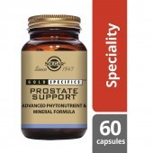 Solgar Gold Specifics Prostate Support Vegicaps 60