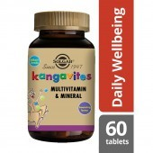 Solgar Kangavites Bouncin' Berry Chewable Tabs 60