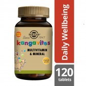 Solgar Kangavites Tropical Punch Chewable Tabs 120