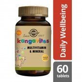 Solgar Kangavites Tropical Punch Chewable Tabs 60