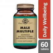 Solgar Male Multiple Tablets 60