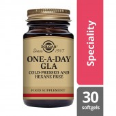 Solgar One-a-day GLA 150mg Softgels 30