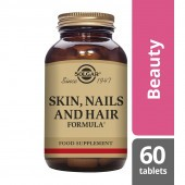 Solgar Skin, Nails and Hair Formula Tablets 60