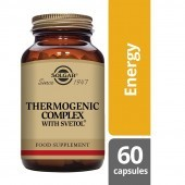 Solgar Thermogenic Complex Vegicaps 60
