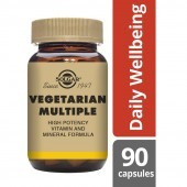 Solgar Vegetarian Multiple Vegicaps 90