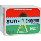 Sun Chlorella Tablets 1500