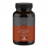 Terranova Bilberry 360mg Vegicaps 50