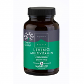 Terranova Green Child Living Multivitamin Vegicaps 100