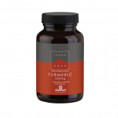 Terranova Turmeric Root 350mg Vegicaps 100
