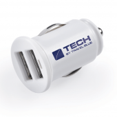 Travel Blue Tech 2.1 A Dual USB Car Charger