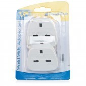 Travel Blue Worldwide Travel Plug Adaptor