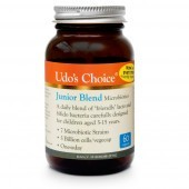 Udo's Choice Junior Blend Microbiotics Vegicaps 60