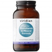 Viridian HIGH FIVE Multivitamin & Mineral Formula Veg Caps 120