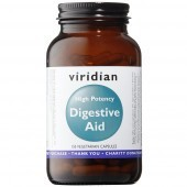 Viridian High Potency Digestive Aid (Vegan) Veg Caps 150