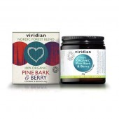 Viridian Organic Pine Bark and Berry Powder 30g