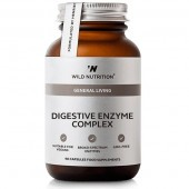 Wild Nutrition Digestive Enzyme Complex Capsules 90