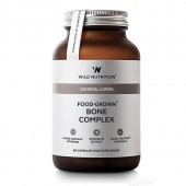Wild Nutrition Food-Grown Bone Complex Vegicaps 90