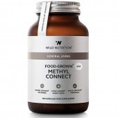 Wild Nutrition Food-Grown Methyl Connect Capsules 60