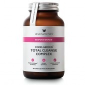 Wild Nutrition Food-Grown Total Cleanse Complex Vegicaps 90