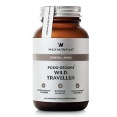 Wild Nutrition Food-Grown Wild Traveller Vegicaps 32