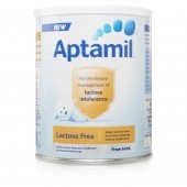 Aptamil Stage 1 Lactose Free Milk Powder 400g