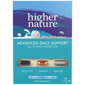 Higher Nature Advanced Daily Support Strips 18