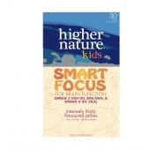 Higher Nature Smart Focus for Kids Chewable Jellies 27